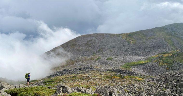 2021大雪山グランドトラバース Day2